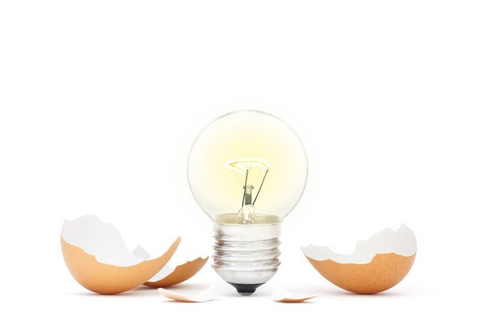 growing an idea into a business - Should you patent your disruptive invention?