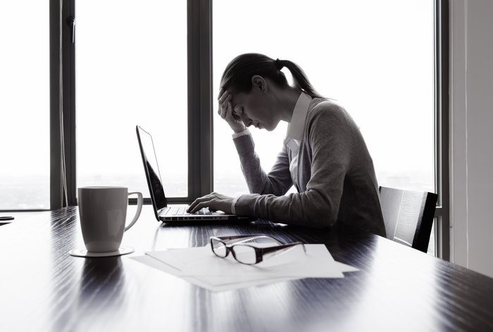 business stress - The impact of technology on mental well-being and what you can do about it